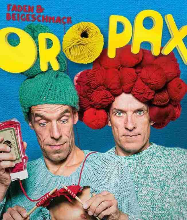 Oropax Comedy